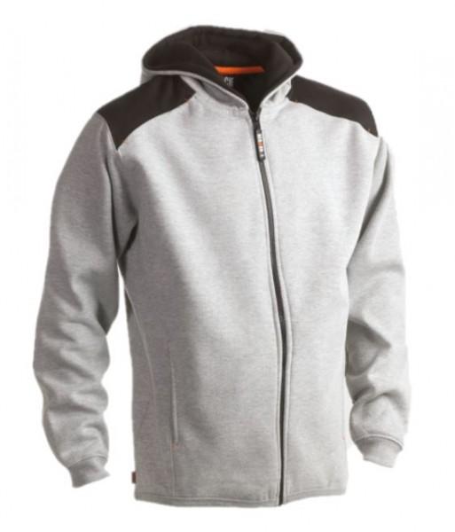 HEROCK Juno Sweater Kapuze heather grau