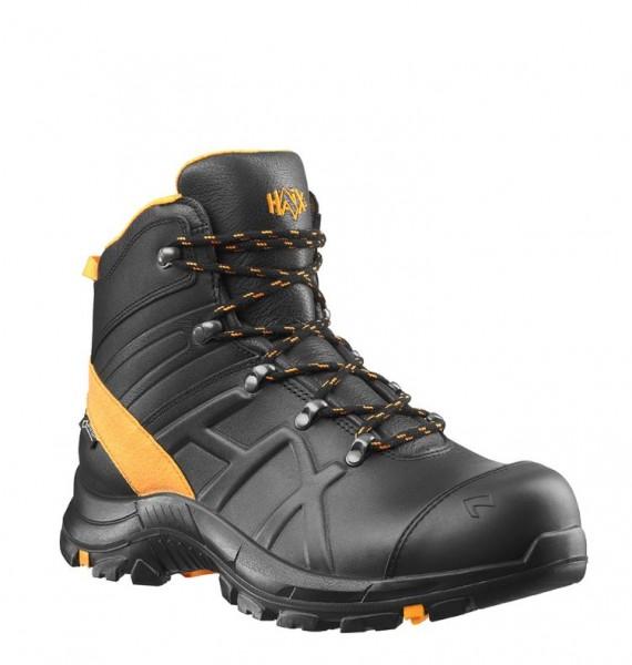 HAIX Black Eagle Safety 54 mid black-orange