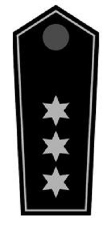Schulterklappen Stellv. Bereitschaftsleiter