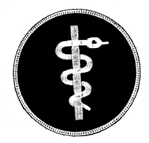 Fachdienst-Abzeichen Sanitätsdienst