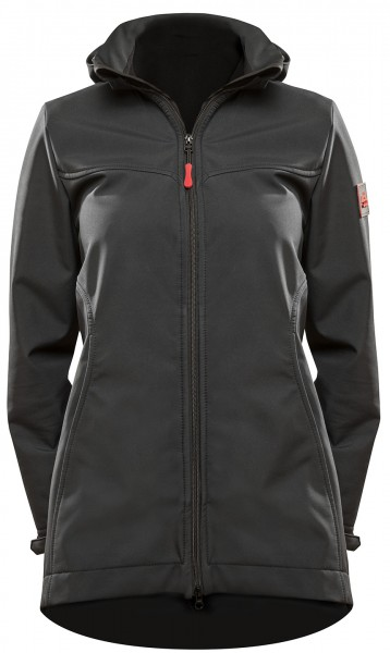 GSG 560 LADY Softshelljacke schwarz AUSLAUFARTIKEL