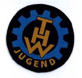 THW-Jugend Emblem