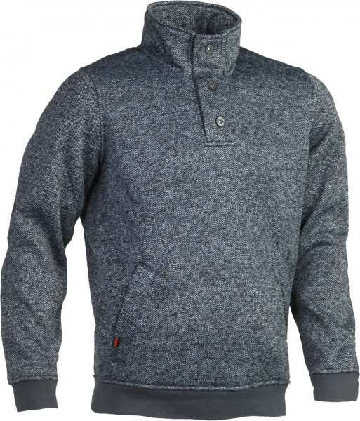 HEROCK Verus Sweater grau mix