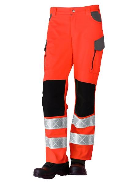 GSG Exciter Bonn 2021 Rettungsdiensthose Klasse 2 leuchtrot/grau