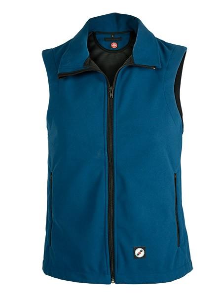 TORNADO Weste Fleece WINDSTOPPER blau