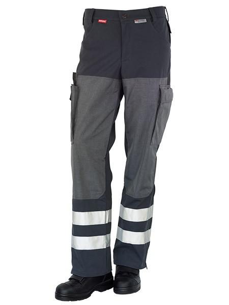 GSG Astarex RHS Rettungsdiensthose Windstopper grau AUSLAUFARTIKEL