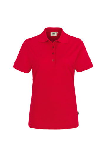 HAKRO Women Poloshirt Performance rot 216