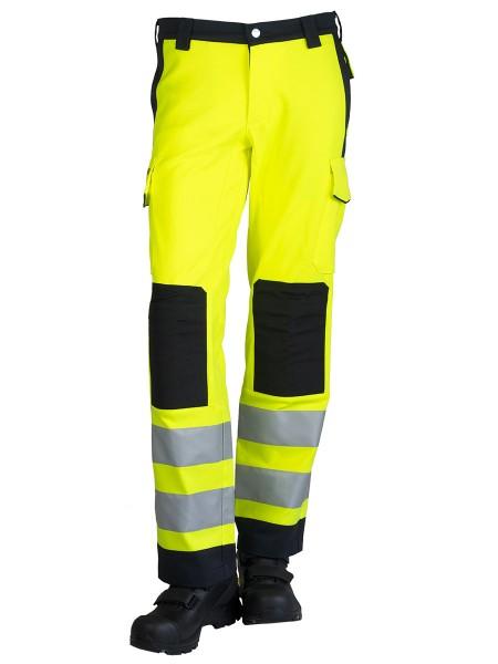 GSG Bavaria Rettungsdiensthose Flexx Pro gelb/marine