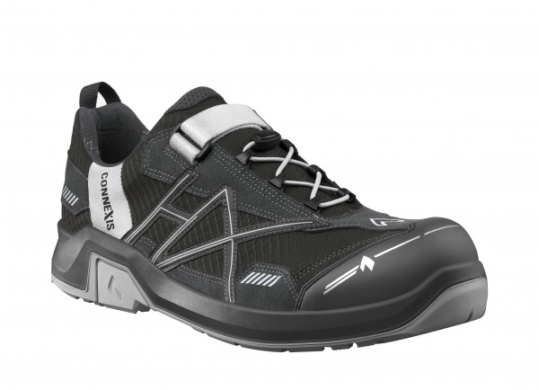 HAIX CONNEXIS Safety T Ws S1 P low grey-silver