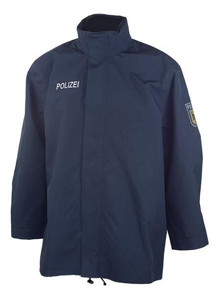 Polizei Bund Nässeschutz leicht