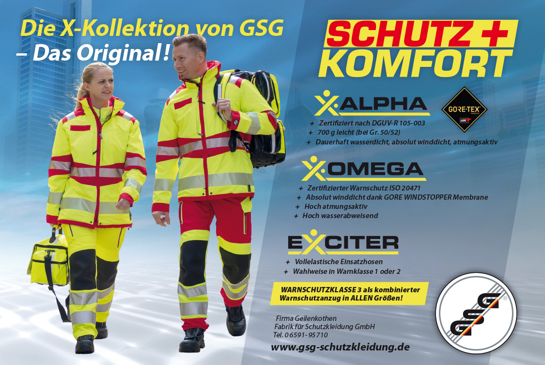 gsg-anz_x-kollektion_halbseitig-rettungs-magazin