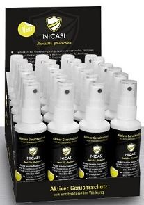 Nicasi-Pumpspray