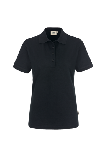 HAKRO Women Poloshirt Performance schwarz 216