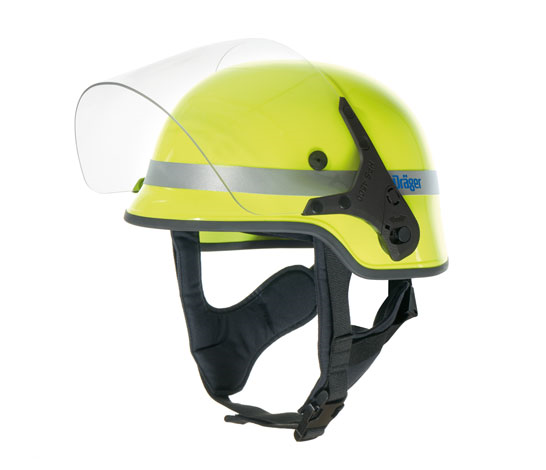 Dräger Helm HPS 4500 leuchtend gelb