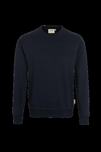 HAKRO Sweatshirt Performance schwarz 475