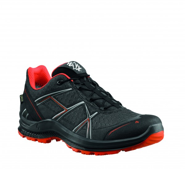 HAIX BE Adventure 2.2 GTX low/graphite-orange