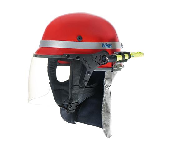 Dräger Helm HPS 4500 rot
