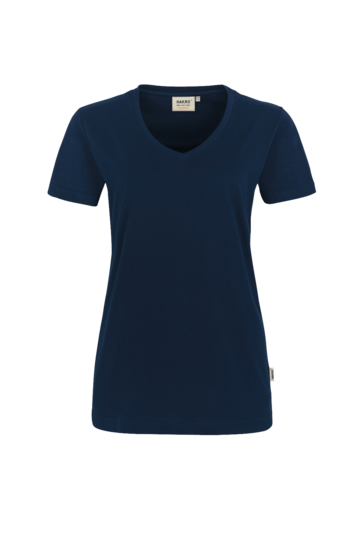 HAKRO Women V-Shirt Performance tinte 181