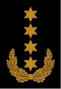 RANGSCHLAUFEN Bundesbereitschaftsleiter ehrenhalber